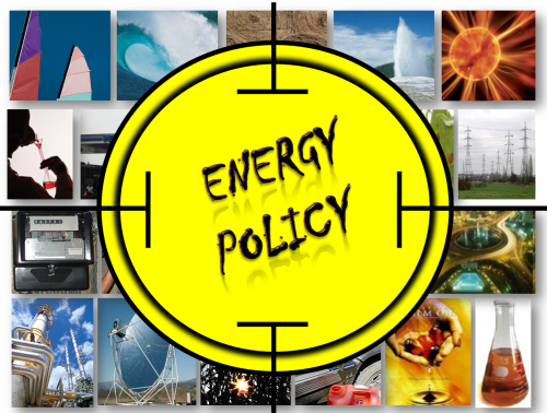 Energy Policy by Najwa